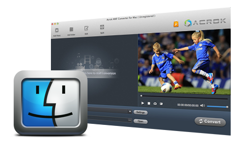 MXF Player for Mac